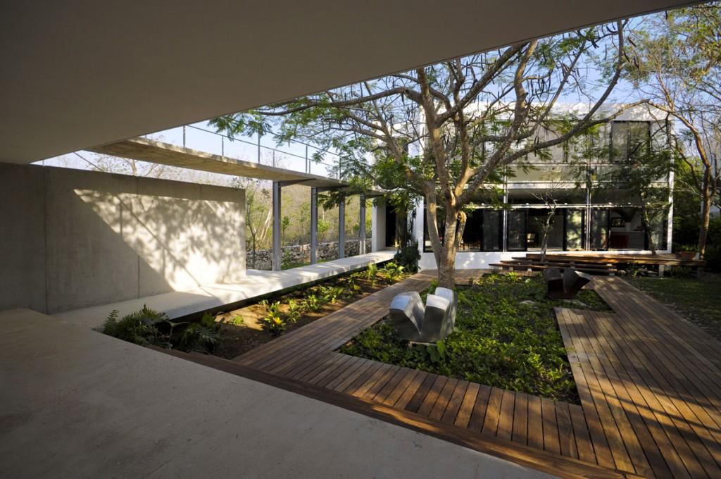 Casa Entre Árboles 1