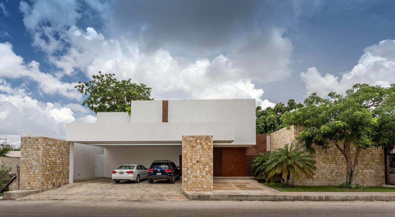 Casa Dos Árboles - 01