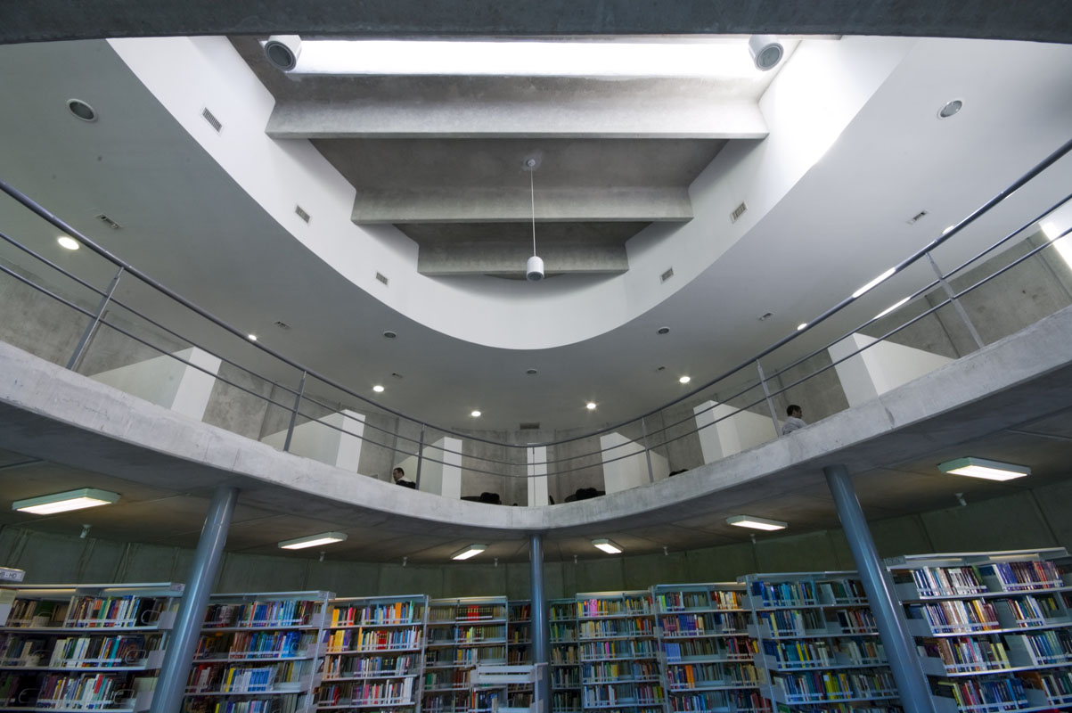 Biblioteca Universidad Marista - 01