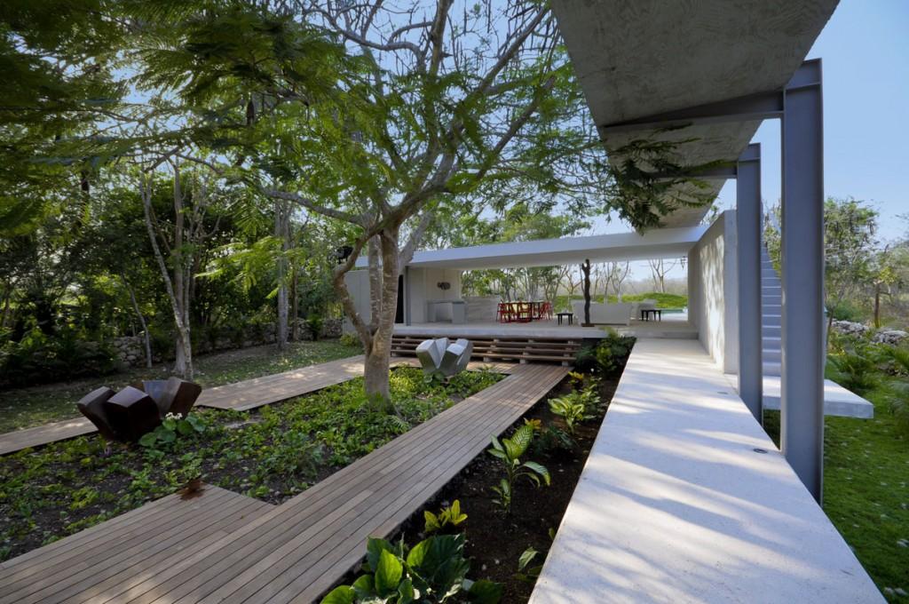 Casa Entre Árboles 7