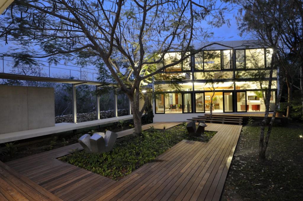 Casa Entre Árboles 8