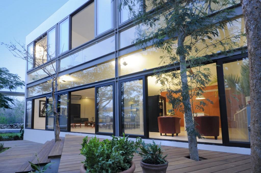 Casa Entre Árboles 9