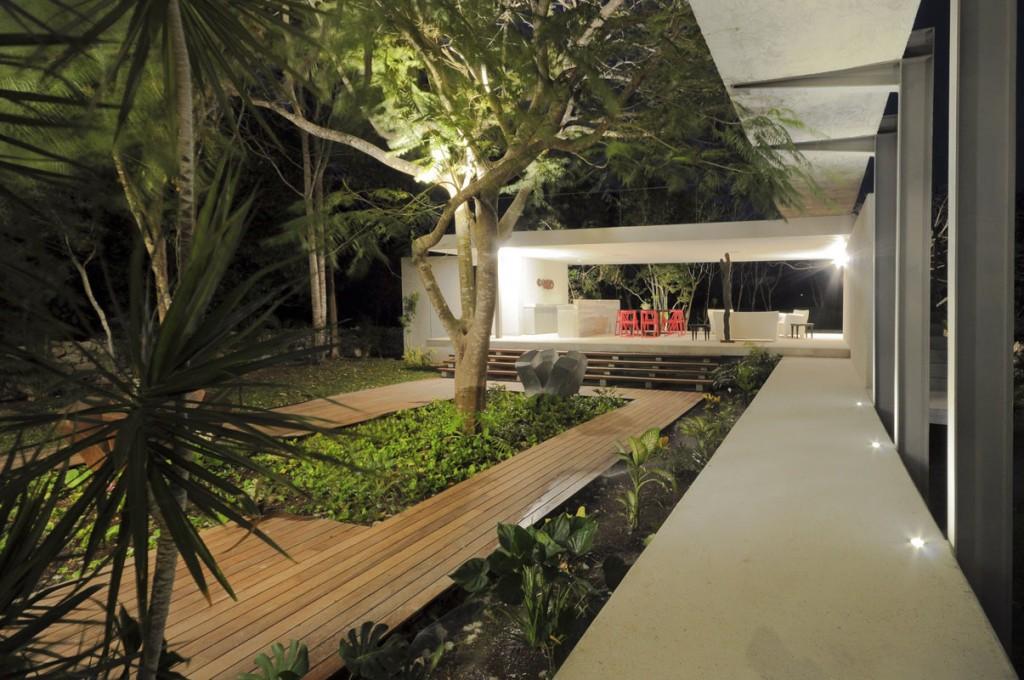 Casa Entre Árboles 3