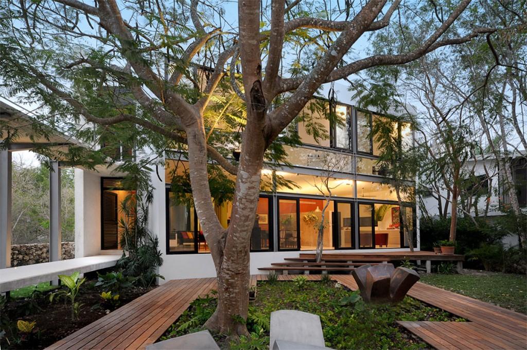 Casa Entre Árboles 6