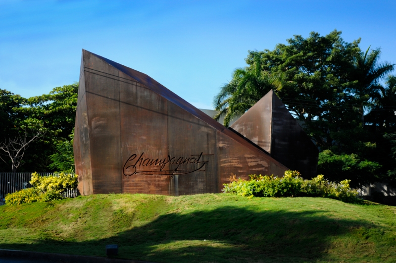 Monumento Champagnat - 01