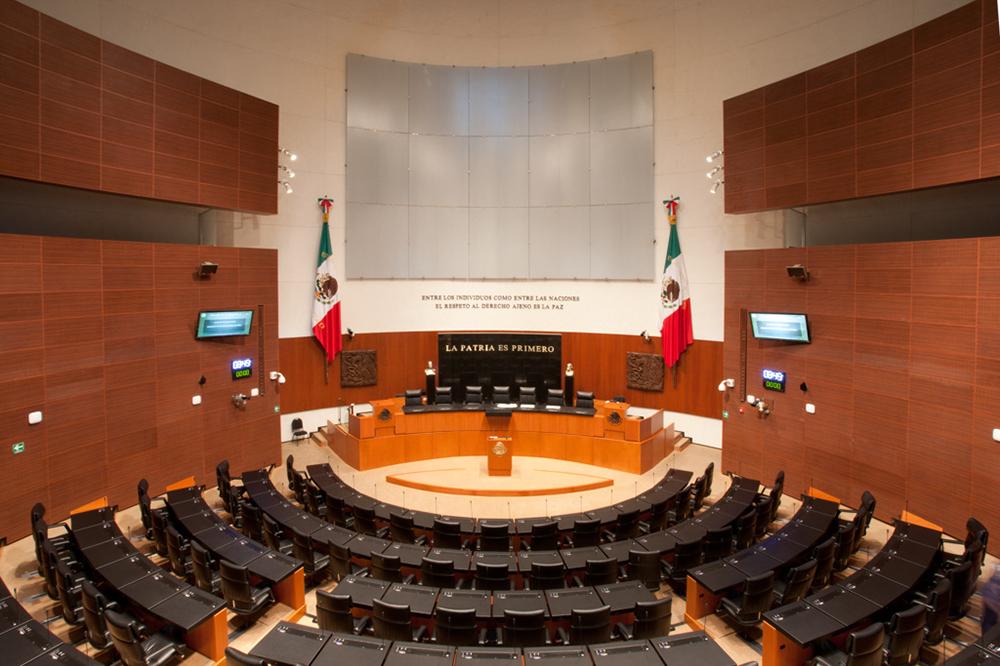 Senado de la República 13