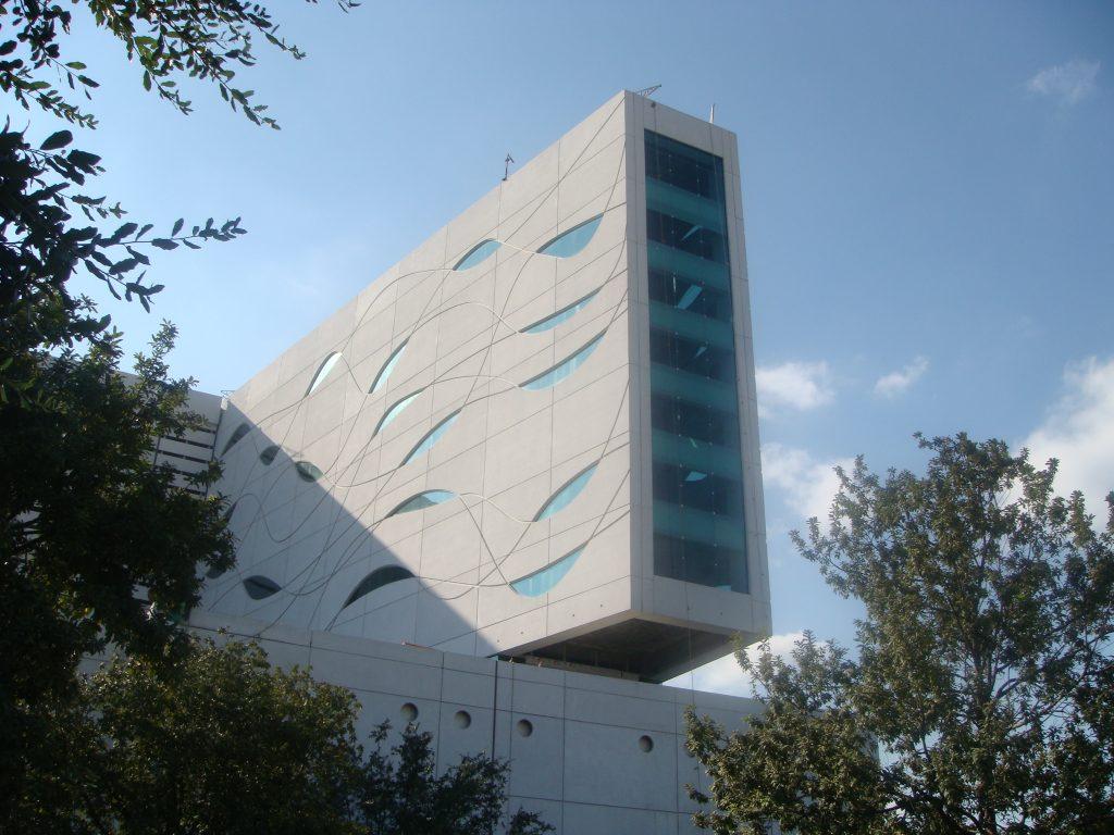 Corporativo Cemex Monterrey - 01