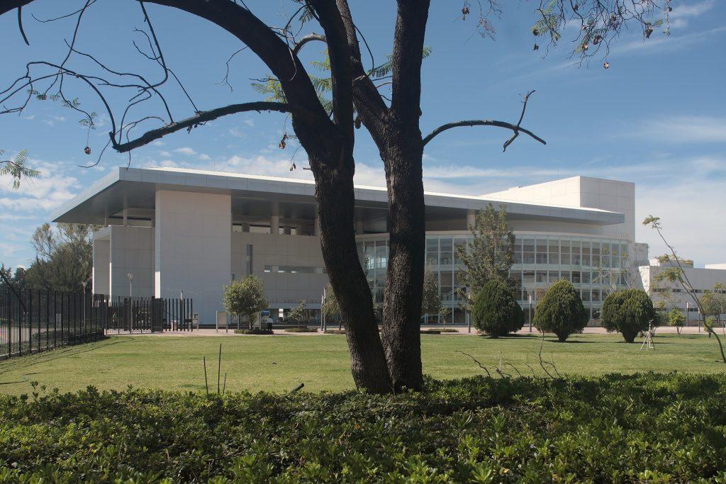 Teatro Del Bicentenario - 01