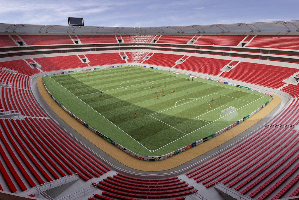 Estadio De Futbol De Los Venados De Yucatán - 02