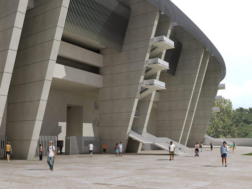 Estadio De Futbol De Los Venados De Yucatán - 03