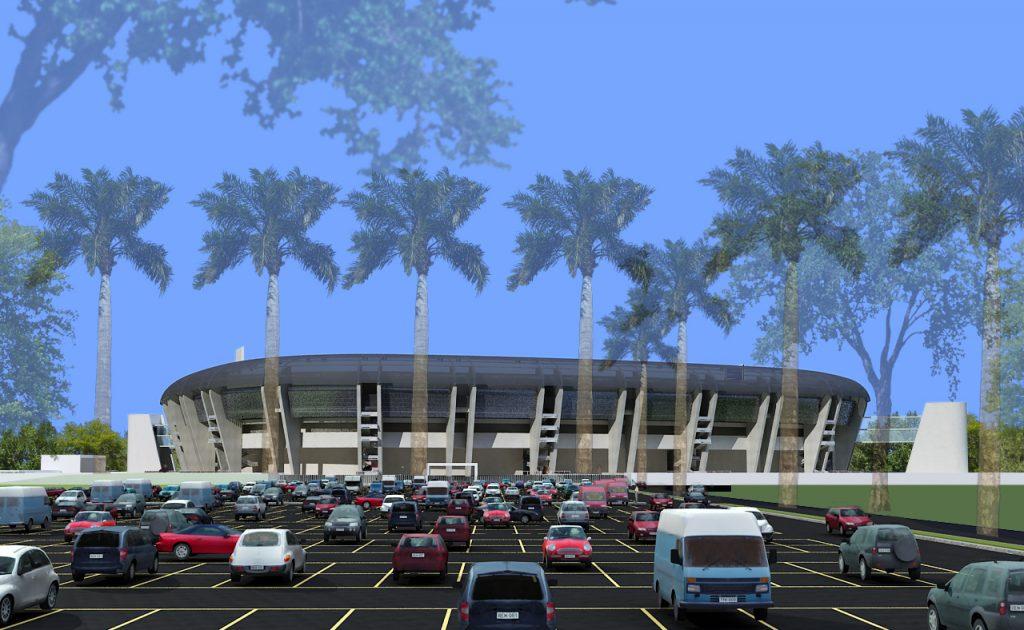 Estadio De Futbol De Los Venados De Yucatán - 04
