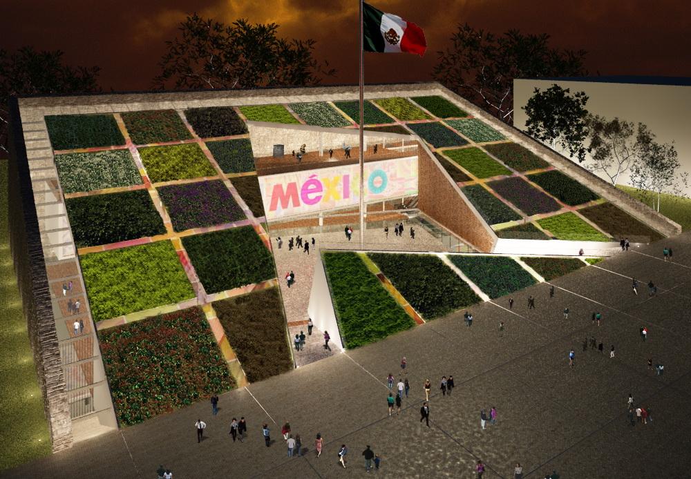 Pabellón de México en Shangai - 04
