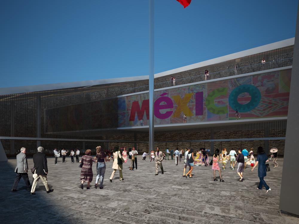 Pabellón de México en Shangai - 05